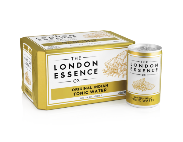 cans of tonic water